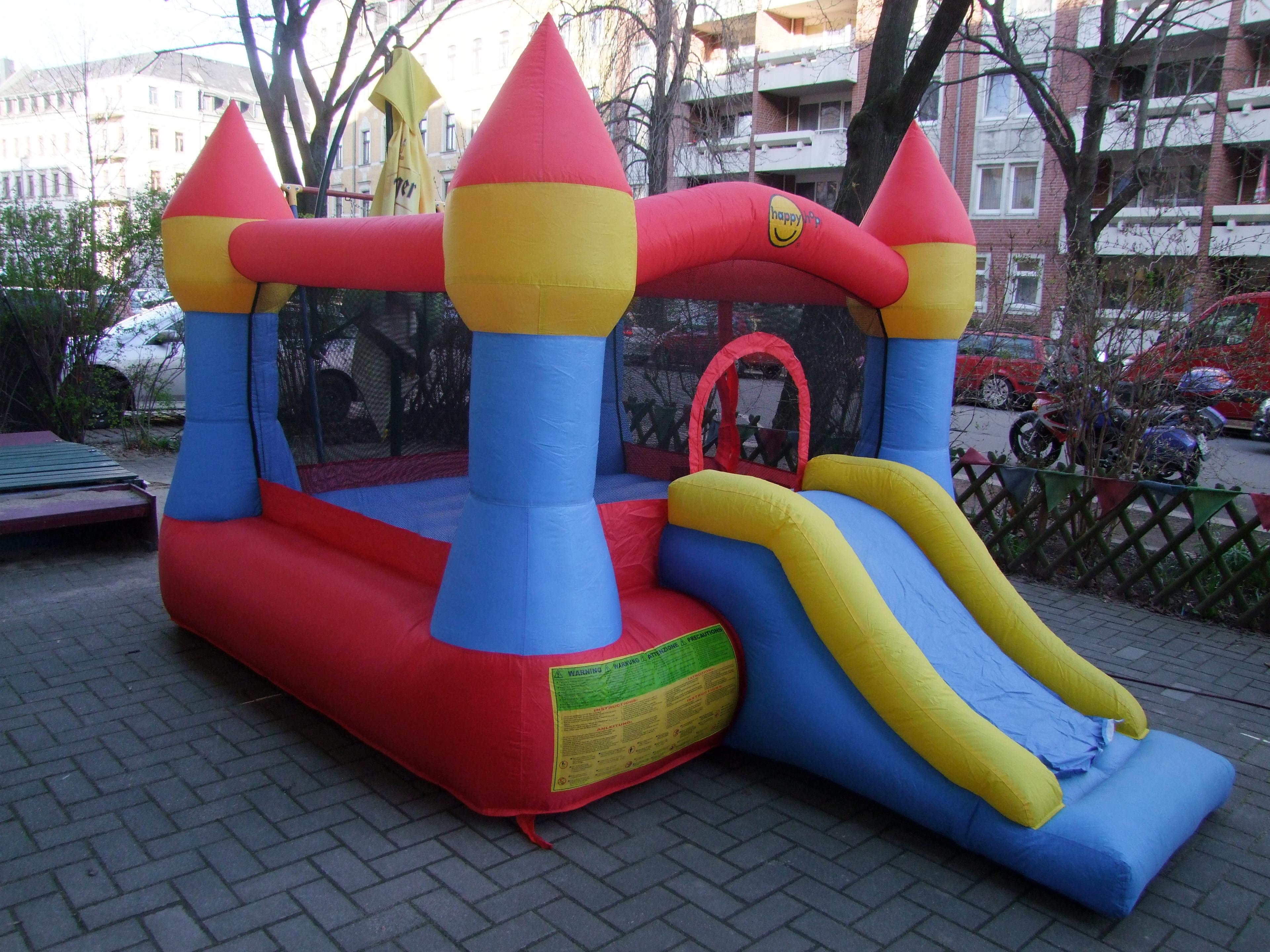 Hüpfspaß für ca.2-3 Kinder im Alter von 1-3 Jahren